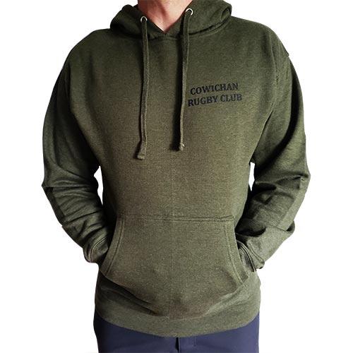 Rugby Unisex pullover hoodie
