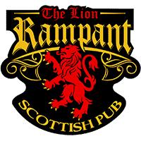 The Lion Rampant Scottish Pub