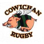 Piggies Decal Cowichan Rugby Club